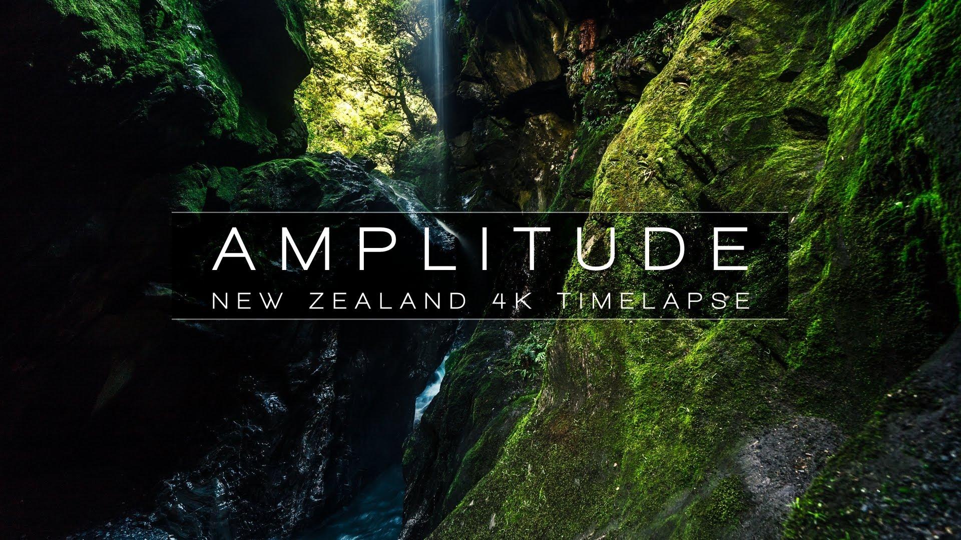 Amplitude New Zealand 4K/UHD